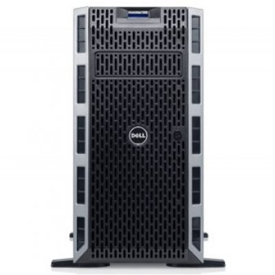 Сервер Dell PowerEdge T430 v4 (210-ADLR/055) (210-ADLR/055)Серверы Dell<br>PowerEdge T430 v4 No Proc, No Memory, no HDD (up to 8x3.5), PERC H330, DVD+/-RW, On-board DP Gigabit LAN, iDRAC8 Enterprise, PSU (1)*750W up to RPS, Bezel, 3Y Basic NBD<br>