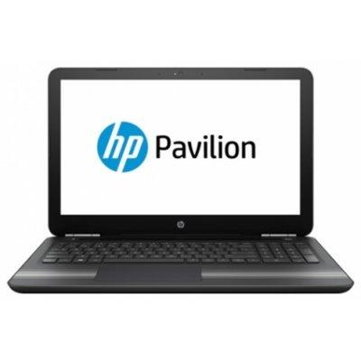Ноутбук HP Pavilion 15-au123ur (Z6K49EA) (Z6K49EA)Ноутбуки HP<br>Ноутбук HP Pavilion 15-au123ur Z6K49EA 15.6 (1366x768)/ i3-7100U(2.4Ghz)/ 4Gb/ 1Tb/ Intel GMA/ DVD-RW/ W10/ Black<br>