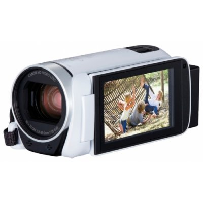 Цифровая видеокамера Canon Legria HF R806 белый (1960C005) цифровая видеокамера в перми