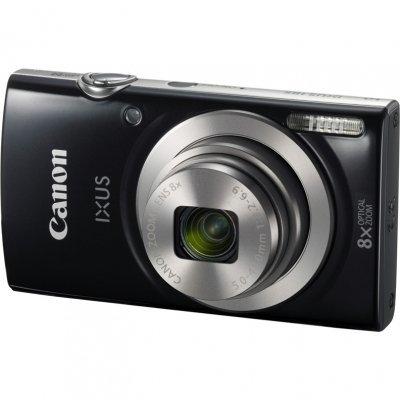 Цифровая фотокамера Canon IXUS 185 черный (1803C001) canon ixus 185