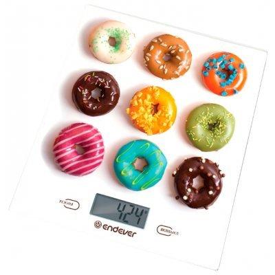 Весы кухонные Endever KS-521 Пончики (80321), арт: 262794 -  Весы кухонные Endever