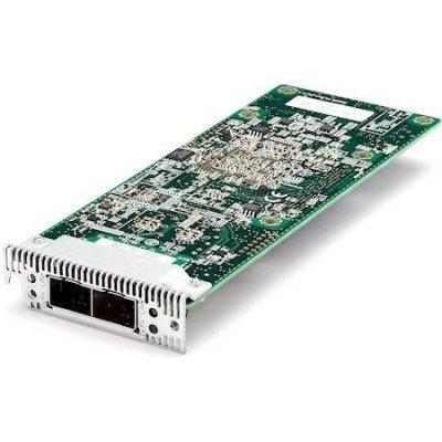 Сетевая карта для сервера Lenovo Emulex Dual Port 10GbE SFP+VFAIII-R for IBMSyst x (00D8540) (00D8540) адаптер dell x710 intel dual port 10gb sfp 540 bbiv