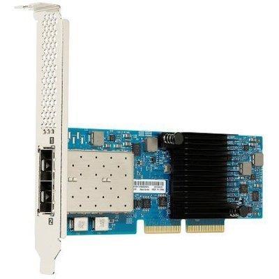Сетевая карта для сервера Lenovo Emulex VFA5 2x10 GbE SFP+ Adapter FCoE/iSCSI SW (00JY830) (00JY830)Сетевые карты для серверов Lenovo<br>Адаптер Lenovo Emulex VFA5 2x10 GbE SFP+ Adapter FCoE/iSCSI SW (00JY830)<br>