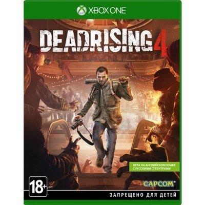 все цены на  Игра для игровой консоли Microsoft Dead Rising 4 [X1] (6AA-00017)  онлайн