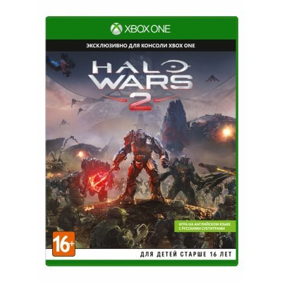 Игра для игровой консоли Microsoft Halo Wars 2 [X1] (GV5-00017) halo 5 guardians [xbox one]