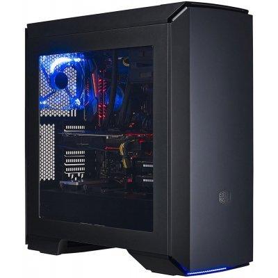Корпус системного блока CoolerMaster MCY-C6P2-KW5N (MCY-C6P2-KW5N) цена и фото