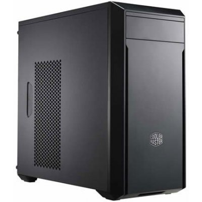 Корпус системного блока CoolerMaster MCW-L3S2-KN5N (MCW-L3S2-KN5N)Корпуса системного блока CoolerMaster<br>Корпус MINITOWER MATX W/O PSU MCW-L3S2-KN5N COOLER MASTER<br>