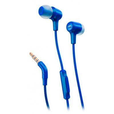 Наушники JBL E15 синий (JBLE15BLU) гарнитура jbl e55bt белый jble55btwht