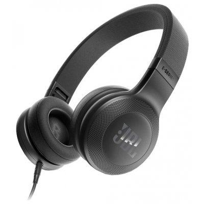 Наушники JBL E35 черный (JBLE35BLK) jbl e45bt накладные bluetooth наушники с микрофоном teal