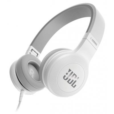 Наушники JBL E35 белый (JBLE35WHT)Наушники JBL<br>наушники с микрофоном<br>накладные<br>импеданс 32 Ом<br>разъем mini jack 3.5 mm<br>складная конструкция<br>