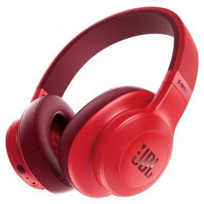 Bluetooth-гарнитура JBL E55BT красный (JBLE55BTRED) bluetooth гарнитура jbl v100 black