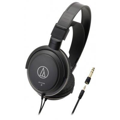 Наушники Audio-Technica ATH-AVC200 черный (15118391) наушники audio technica ath anc9