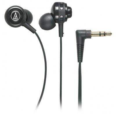 Наушники Audio-Technica ATH-COR150 черный (15117616)Наушники Audio-Technica<br>наушники<br>вставные (затычки), закрытые<br>чувствительность 103 дБ/мВт<br>импеданс 16 Ом<br>вес 4.2 г<br>разъем mini jack 3.5 mm<br>