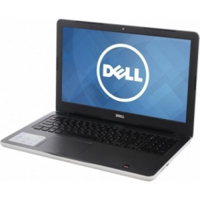 Ноутбук Dell Inspiron 5565 (5565-8593) (5565-8593)Ноутбуки Dell<br>Ноутбук Dell Inspiron 5565 A10 9600P/8Gb/1Tb/DVD-RW/AMD Radeon R7 M445 4Gb/15.6/HD (1366x768)/Windows 10/white/WiFi/BT/Cam<br>