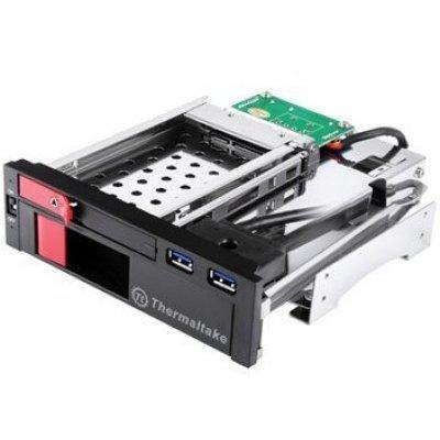 купить Корпус для жесткого диска Thermaltake Max5 Duo ST0026Z черный (ST0026Z) недорого