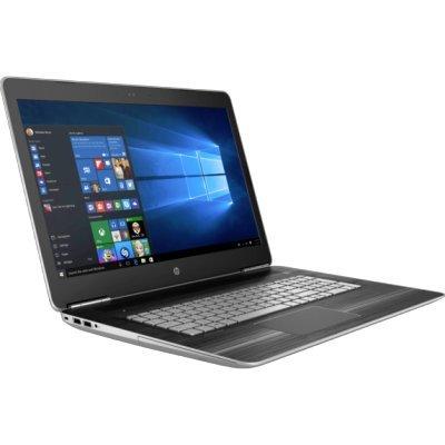 Ноутбук HP Pavilion 17-ab024ur (1BX44EA) (1BX44EA)Ноутбуки HP<br>HP Pavilion 17 i7-6700HQ 12Gb 2Tb nV GTX960M 4Gb 17,3 FHD IPS DVD(DL) BT 2800мАч Win10 Серебристый 17-ab024ur 1BX44EA<br>