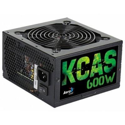 все цены на Блок питания ПК Aerocool KCAS-600W (KCAS-600W) онлайн
