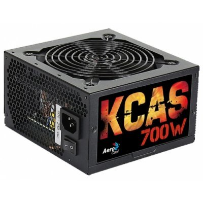 Блок питания ПК Aerocool KCAS-700W (KCAS-700W) minions пробивной 3d мини светильник боб