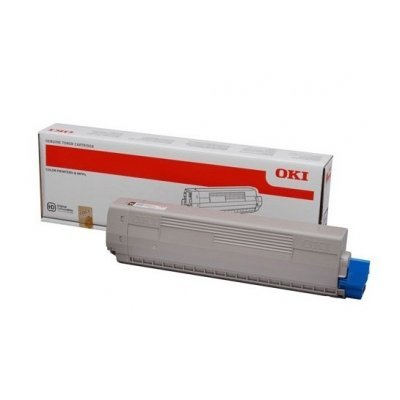Тонер-картридж для лазерных аппаратов Oki C833/843 10K (yellow) (46443113)