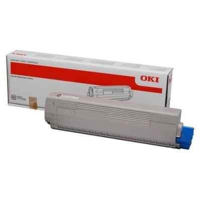 Тонер-картридж для лазерных аппаратов Oki MC332/363 3K (yellow) (46508733) тонер картридж для лазерных аппаратов oki c5650 5750 2k yellow 43872321 43872305
