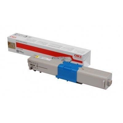 Тонер-картридж для лазерных аппаратов Oki MC332/363 3K (magenta) (46508734) тонер картридж для лазерных аппаратов oki c3300 3400 3450 3600 2 5k cyan 43459347 43459331