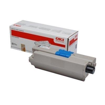 Тонер-картридж для лазерных аппаратов Oki MC332/363 3K (cyan) (46508735) тонер картридж для лазерных аппаратов oki c3300 3400 3450 3600 2 5k cyan 43459347 43459331