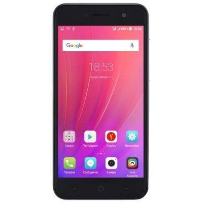 Смартфон ZTE Blade A520 серый (Blade A520 серый) смартфон zte нубия z5s
