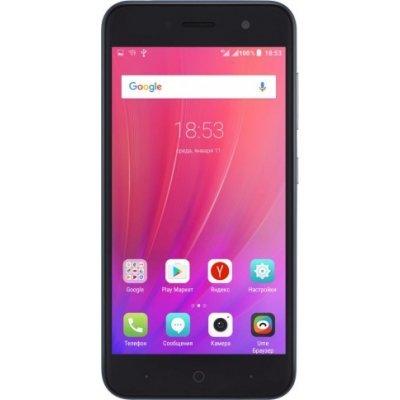 Смартфон ZTE Blade A520 синий (Blade A520 синий) смартфон zte нубия z5s