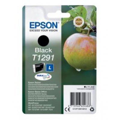 Картридж для струйных аппаратов Epson C13T12914012 черный для St SX420W/SX425W/SX525WD/SX620FW/BX305FV/BX305F/BX320FW/BX525WD/BX625FWD (C13T12914012) принтер струйный epson l312