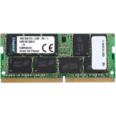 Модуль оперативной памяти ноутбука Kingston KVR21SE15D8/16 16Gb DDR4 (KVR21SE15D8/16), арт: 263074 -  Модули оперативной памяти ноутбука Kingston
