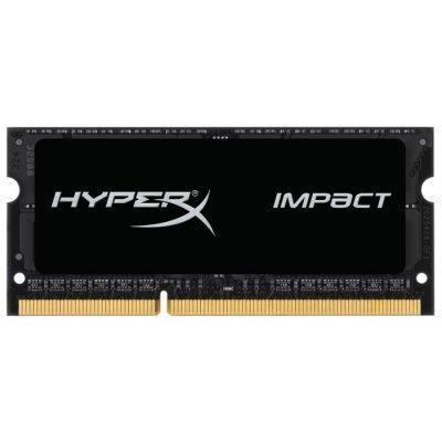 Модуль оперативной памяти ноутбука Kingston HX424S14IB/4 4Gb DDR4 (HX424S14IB/4), арт: 263081 -  Модули оперативной памяти ноутбука Kingston