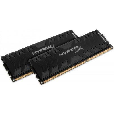 Модуль оперативной памяти ПК Kingston HX321C11PB3K2/8 8Gb DDR3 (HX321C11PB3K2/8)Модули оперативной памяти ПК Kingston<br>Kingston 8GB 2133MHz DDR3 CL11 DIMM (Kit of 2) XMP HyperX Predator<br>