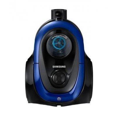 Пылесос Samsung SC18M2110SB синий (VC18M2110SB/EV) пылесос samsung sc20m251awb синий vc20m251awb ev