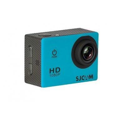 Экшн камера SJCAM SJ4000 синий (SJ4000BLUE) экшн камера sjcam sj4000 light blue