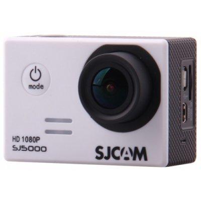 Экшн камера SJCAM SJ5000 серебристый (SJ5000SILVER) sjcam sj5000 plus black экшн камера