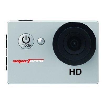 Экшн камера Smarterra B1 серебристый (SPB1SL) экшн камера ridian bullet hd pro 4