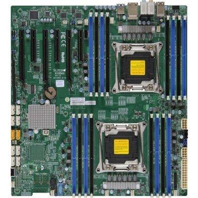 Материнская плата сервера SuperMicro MBD-X10DAX-O (MBD-X10DAX-O)Материнские плата серверов SuperMicro<br>MB Supermicro MBD-X10DAX-O<br>