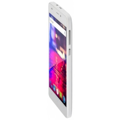 Смартфон Digma CITI Z560 4G 16Gb белый (CS5021ML) планшет digma plane 1601 3g ps1060mg black