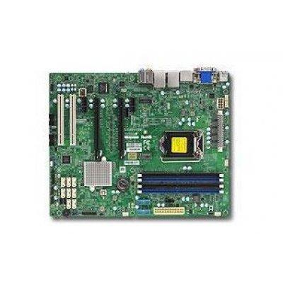 Материнская плата сервера SuperMicro MBD-X11SAE-F-B (MBD-X11SAE-F-B)
