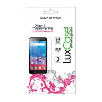 Пленка защитная для смартфонов LuxCase Xiaomi redmi 4 (Защитное стекло) (82102)