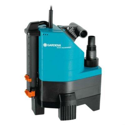 Насос бытовой GARDENA 8500 Aquasensor Comfort (01797-20.000.00) дренажный насос gardena 13000 aquasensor comfort для чистой воды