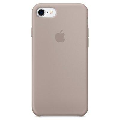 Чехол для смартфона Apple iPhone 7 морская галька (MQ0L2ZM/A)Чехлы для смартфонов Apple<br>iPhone 7 Silicone Case - Pebble<br>