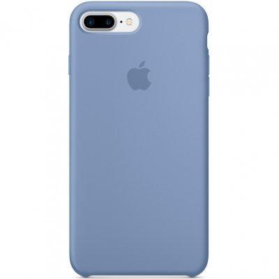 Чехол для смартфона Apple iPhone 7 Plus лазурный (MQ0M2ZM/A)Чехлы для смартфонов Apple<br>iPhone 7 Plus Silicone Case -Azure<br>