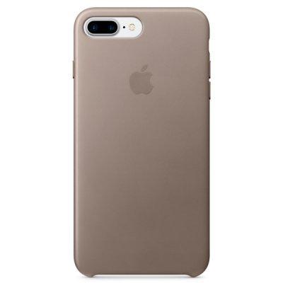 Чехол для смартфона Apple iPhone 7 Plus платиново-серый (MPTC2ZM/A) чехол для iphone apple iphone 7 leather case taupe mpt62zm a