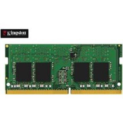 Модуль оперативной памяти ноутбука Kingston KCP424SS8/4 4Gb DDR4 (KCP424SS8/4)Модули оперативной памяти ноутбука Kingston<br>Kingston Branded DDR4 4GB (PC4-19200) 2400MHz SR x 8 SO-DIMM<br>