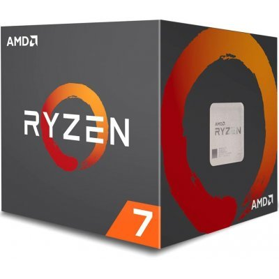 Процессор AMD Ryzen 7 BOX (YD1700BBAEBOX) (YD1700BBAEBOX) процессор amd sempron x2 2650 box sd2650jahmbox