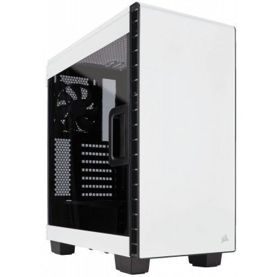 Корпус системного блока Corsair Carbide Series Clear 400C White (CC-9011095-WW)