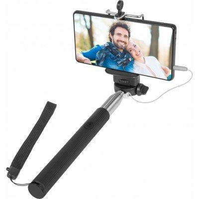 Монопод для селфи Defender Selfie Master SM-02 черный (29402) монопод для селфи ginzzu gf 301b проводной черный