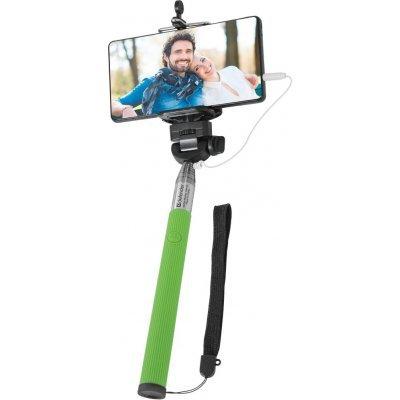 Монопод для селфи Defender Selfie Master SM-02 зеленый (29403) монопод для селфи prime simple series проводной зеленый
