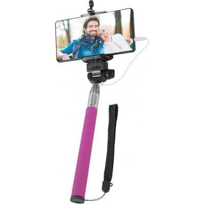 все цены на Монопод для селфи Defender Selfie Master SM-02 розовый (29405) онлайн